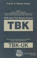 6098 Sayılı Türk Borçlar Kanunu (TBK) (Ciltli)