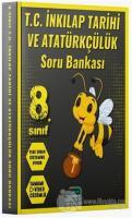 8. Sınf T.C. İnkılap Tarihi ve Atatürkçülük Soru Bankası