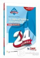 8. Sınıf 24 Adımda T.C. İnkılap Tarihi ve Atatürkçülük Soru Bankası