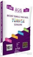 8. Sınıf Beceri Temelli Yeni Nesil Türkçe Soruları