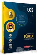 8.Sınıf LGS Türkçe Tamamı Çözümlü Soru Bankası 2021