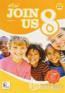 8. Sınıf New Join Us Test Book