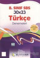 8. Sınıf SBS Türkçe Denemeleri 30x23