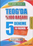 8. Sınıf TEOG 2 10 Fasikül 5 Deneme