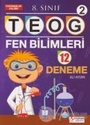 8. Sınıf TEOG 2 Fen Bilimleri 12 Deneme