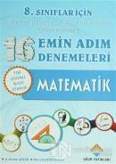 8. Sınıflar İçin 16 Emin Adım Matematik