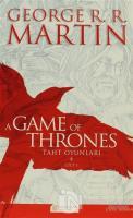 A Game Of Thrones: Taht Oyunları 1. Cilt