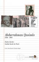 Abdurrahman Qasimlo (1930 - 1989)
