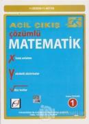 Acil Çıkış Çözümlü Matematik 1
