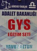 Adalet Bakanlığı GYS Eğitim Seti+Resmi Yazışma Kuralları Eki ile