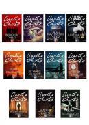Agatha Christie 3'lü Set (90 Kitap Takım)