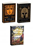 Mitoloji Seti 3 Kitap Takım
