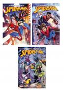Marvel Action Spider-Man 3 Kitap Takım