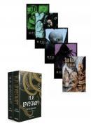 H.P. Lovecraft 7 Takım Kitap