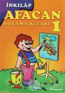 Afacan Boyama Kitabı 1