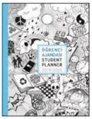 Akademi Çocuk 3053 Emojis Student Planner 2019-2020 Öğrenci Ajandası