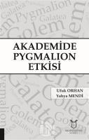 Akademide Pygmalion Etkisi