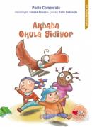 Akbaba Okula Gidiyor