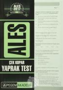 Ales Çek Kopar Yaprak Test 2017