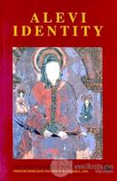 Alevi Identity Cultural, Religious and Social Perspectives