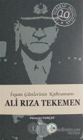 Ali Rıza Tekemen (Ciltli)