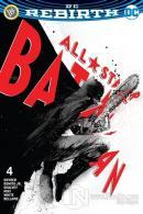 All Star Batman Sayı 4 - DC Rebirth