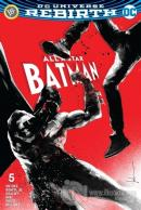 All Star Batman Sayı 5 - DC Universe Rebirth