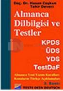 Almanca Dilbilgisi ve Testler ÖYS / KPDS / AÖF / Doçentlik / Yeterlik Örnekler, Açıklamalar, Alışt