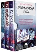 Amato Kardeşler Serisi (3 Kitap Takım)