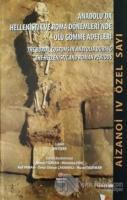 Anadolu'da Hellenistlik ve Roma Dönemleri'nde Ölü Gömme Adetler (Ciltli)