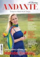 Andante Müzik Dergisi Yıl: 16 Sayı: 152 Haziran 2019