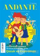 Andante Müzik Dergisi Yıl: 17 Sayı: 162 Nisan 2020