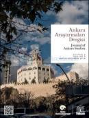 Ankara Araştırmaları Dergisi Sayı: 2 - Cilt1: Sayı:2