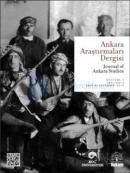 Ankara Araştırmaları Dergisi Sayı: 6 - Cilt:3 Sayı:2