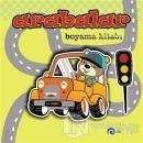 Arabalar - Boyama Kitabı
