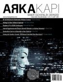 Arka Kapı Dergisi Sayı: 9