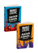 Arsen Lüpen 2 Kitap Takım