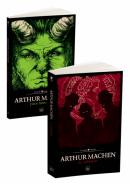Arthur Machen 2 Kitap Takım
