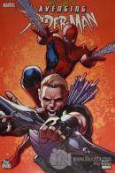 Avenging Spiderman 02 - Hawkeye ve Captain America