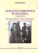 Avraham Firkowicz in İstanbul