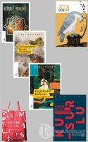 Aykut Ertuğrul Seti (4 Kitap Takım - Öykü Dergisi ve Çanta Hediyeli)