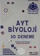 AYT Biyoloji 30 Deneme