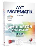AYT Matematik 10'lu Simülasyon Denemeleri