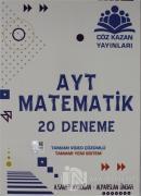 AYT Matematik 20 li Deneme