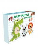 Baby Puzzle Hayvanlar