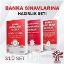 Banka Sınavlarına Hazırlık Seti 1 (3 Kitap Takım) - Güncel Olaylar Fasikülü Hediye