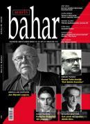 Berfin Bahar Aylık Kültür Sanat ve Edebiyat Dergisi Sayı: 274 Aralık 2020