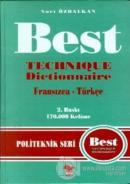 Best Technique Dictionnaire Fransızca - Türkçe 170.000 Kelime (Ciltli)