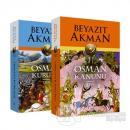Beyazıt Akman - Osman Seti (2 Kitap Takım)