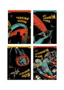 Bilimkurgunun Altın Çağı Serisi 4 Kitap